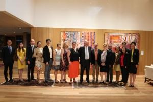 ศึกษาดูงานในโครงการแลกเปลี่ยนครู นักครุศึกษา ไทย - ออสเตรเลีย ปีที่ 3