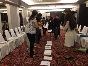การประชุมเชิงปฏิบัติการพัฒนารูปแบบการจัดการเรียนรู้ เพื่อสร้างพลเมืองรู้เท่าทันสื่อ สารสนเทศ และดิจิทัล